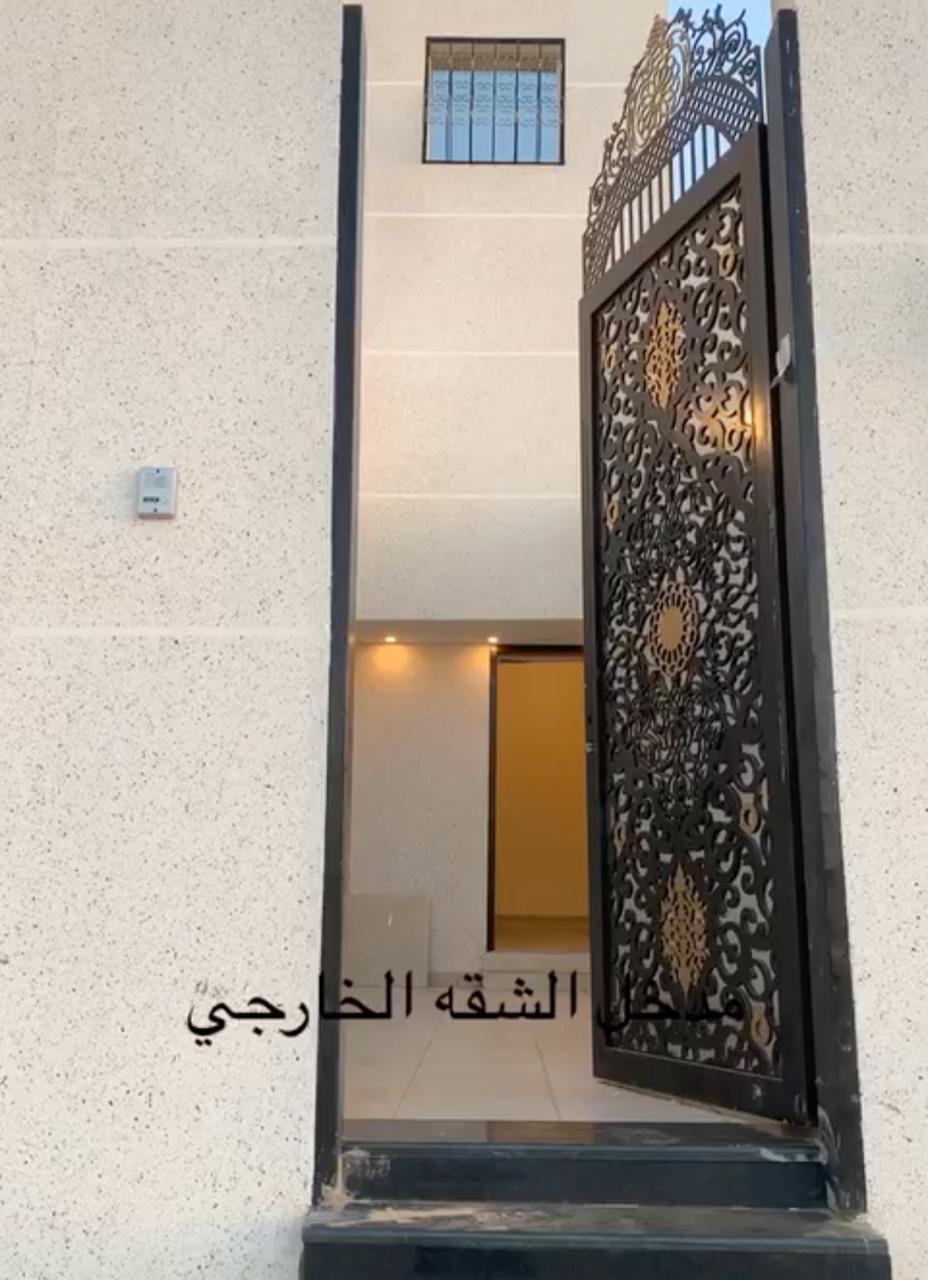 شقة جديدة للايجار بالمذنب حي المنتزة