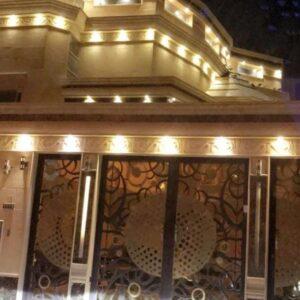 للبيع فيلا على شكل قصر  الرياض حي النهضة