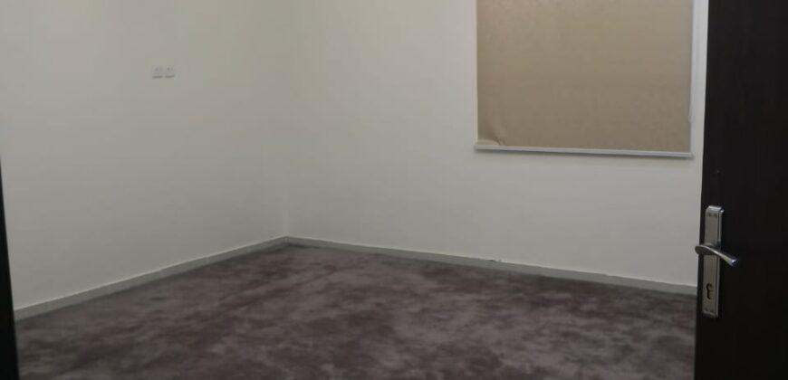 للايجار شقه كبيرة 3 غرف نوم حي المنتزه المذنب