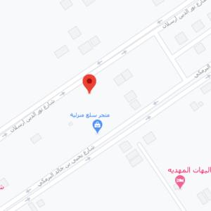 للبيع ارض في حي المهدية الرياض